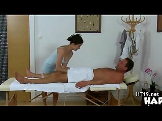 High quality asian sex massage video
