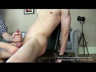 Cumcontrol 82 - Edging & cumming twice