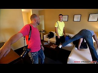 Broke Straight Boys TV Episode #2 (gay porn stars go to Vegas)