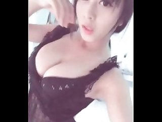 Sexy asian teases on cam chat with her asiancamgirls mooo com