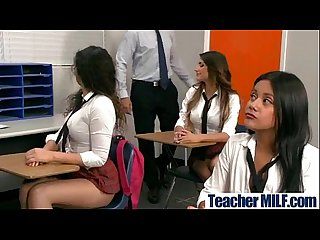 Bigtits teacher and student fucking in school clip 12