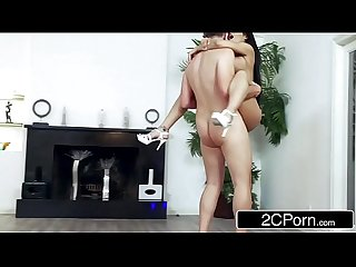 Sex On A Hoverboard Tutorial - Keiran Lee & Luna Star