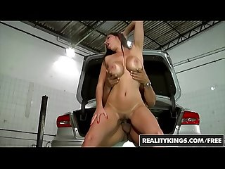 RealityKings - Mike in Brazil - (Cristiane Fatally, Loupan) - Waxing The Trunk