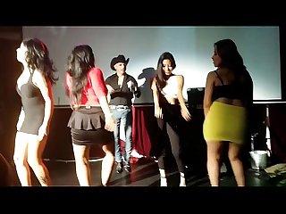 Mexicanas buenotas bailando sexy en concurso