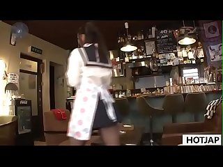 Cute japanese horny waitress slut teen creampie bestfap tk