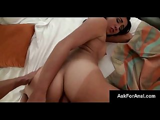 Gorgeous stephani moretti goes anal and loves it