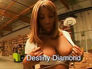 Destiny diamond comma lexington steele nice rack 9