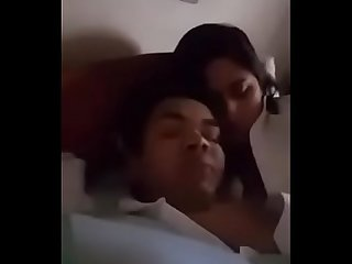 New indian Desi couple flat nude