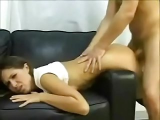 Stepsis painful anal - brother your dick is too big!