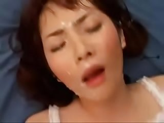 Cute miku ohashi bukkake while fucked myjav co