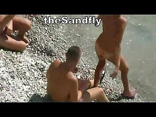 Thesandfly hedonistic holidaymakers