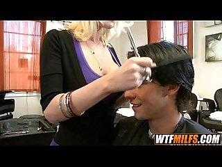 Fucking the sexy milf hairdresser brandi edwards 1