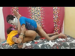 Newly Desi indian married couple having hardcore sex during Honeymoon