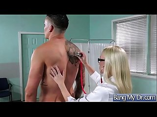 Action Scene Between Nasty Doctor And Horny Patient (madison scott) movie-22
