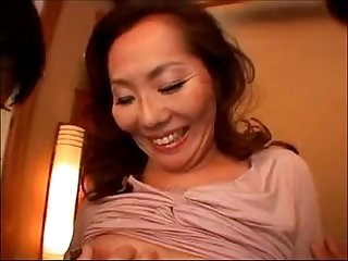 Lives pornlea com mature asian fucked hard by two young man