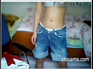 Korean girlfriend on webcam otocams com