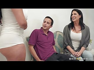 Stepmother stepson bonding cristal caraballo reagan foxx ricky spanish mommy got boobs at http bit l