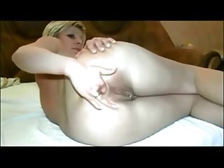 Amateur wife gets ass and pussy fucked