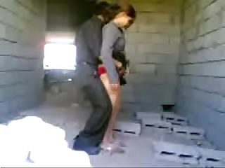 Guy fuck persian girl s ass in incomplete build with cum