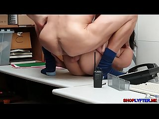 Brunette penelope reed steals and got fucked