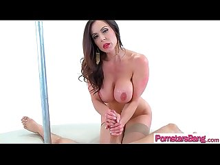 Sex Action On Camera With Big Long Cock In Wet Holes Of Pornstar (Kendra Lust) video-05