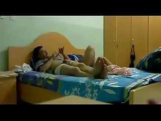 Indian married lady riding on a dick of her husband more vid on indiansxvideo com