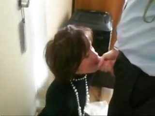 French Slut Blowjob