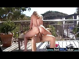 Hard Intercorse With (brandi love) Superb Milf On Big Long Cock Stud clip-06