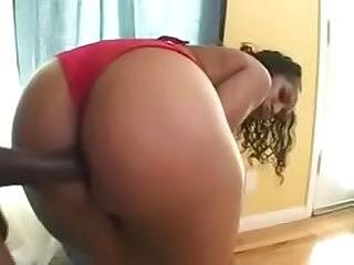 BBC Smashes Big Booty Freak