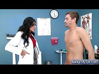 Hot sex between patient and doctor Mov 27
