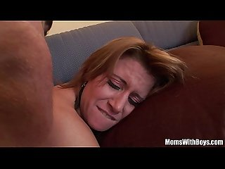 Office mom summer storm tight anal fucked in the couch