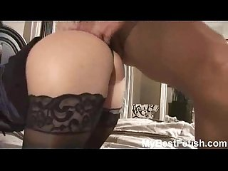 Big butt and cummy panty mybestfetish