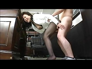 Sex fantasy stockings japanese sexy wife