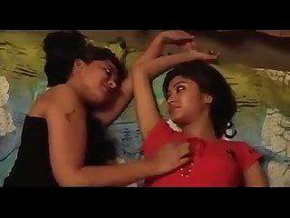 Hot indian lesbians sensual kiss n hard press enjoy like comment share friends