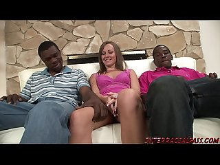 18 year old tag teamed by 2 black guys