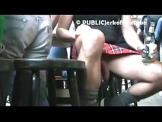 Gozando em publico com um estranho publick milking by stranger