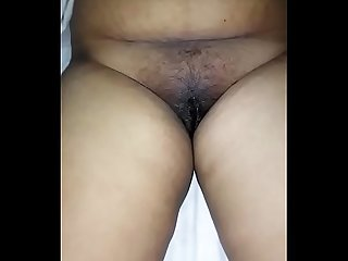 Desi Mallu wife masturbation with husband clear audio