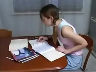 Xhamster period com 4269996 brother helps not his skinny sister with homework dad