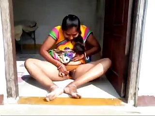 desi south aunty kinky tease video