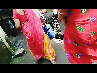 TRADITIONAL CURVY BHAIYANI WAIST EXPOSING IN NARROWS