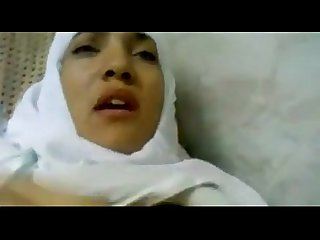 Real fucked muslim nurse and cum on her