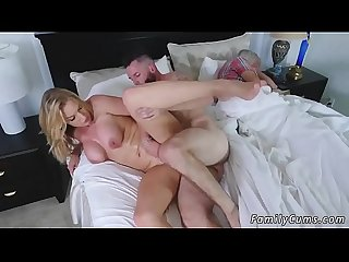Dad caught playmate s daughter Fucking milfally dont Sleep on stepmom