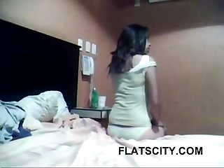 University girl fucked with lover