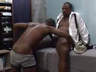 Cena entre negros