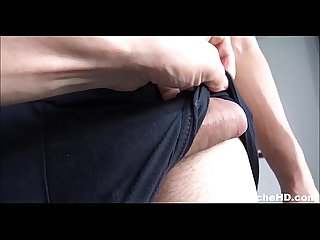 Straight Young Amateur Latino First Time With Gay Stranger For Money POV