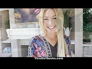 Thisgirlsucks mila blaze loves a huge dick in her mouth