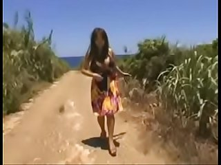 Hitomi tanaka at the beach comma part 2 in xgadis period com