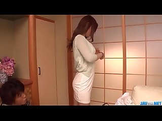 Aya Saito feels excited and aroused along two men - More at javhd.net