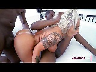 Brandi bae bbc threesome