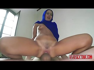 Arab maid paid to fuck her boss
